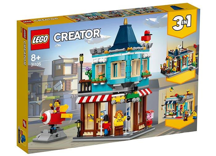 Magazin de jucarii lego creator