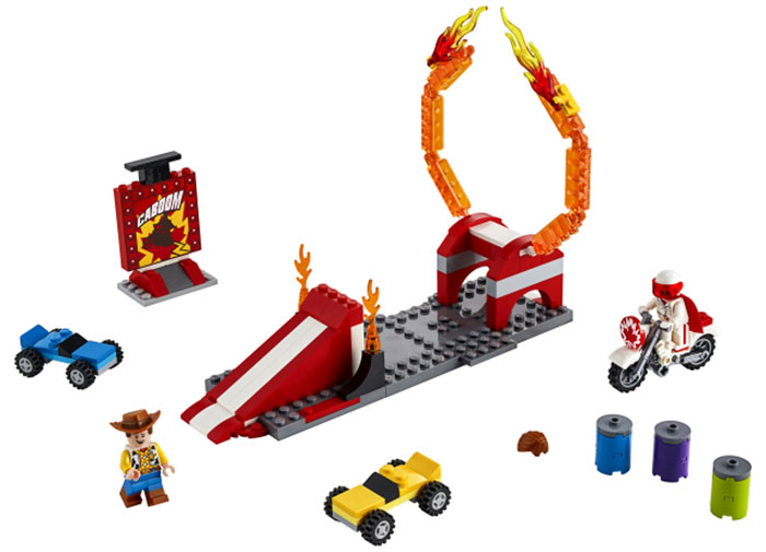 Cascadorii ducelui kaboom lego toy story 4 - 2
