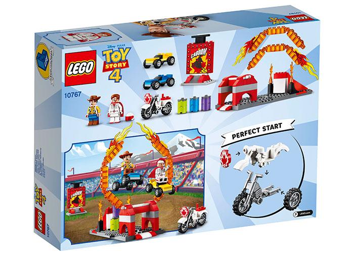 Cascadorii ducelui kaboom lego toy story 4 - 1