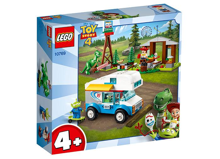 Vacanta cu rulota lego toy story 4