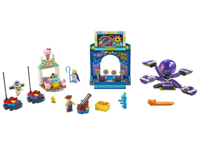Carnavalul lui buzz si woody lego toy story 4 - 2