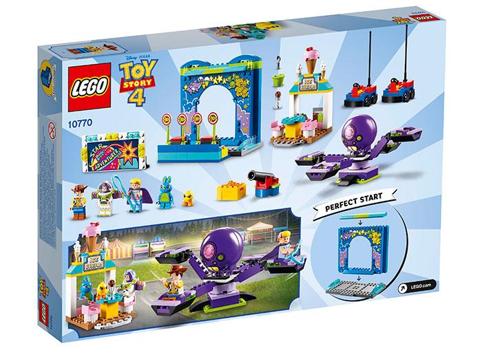 Carnavalul lui buzz si woody lego toy story 4 - 1