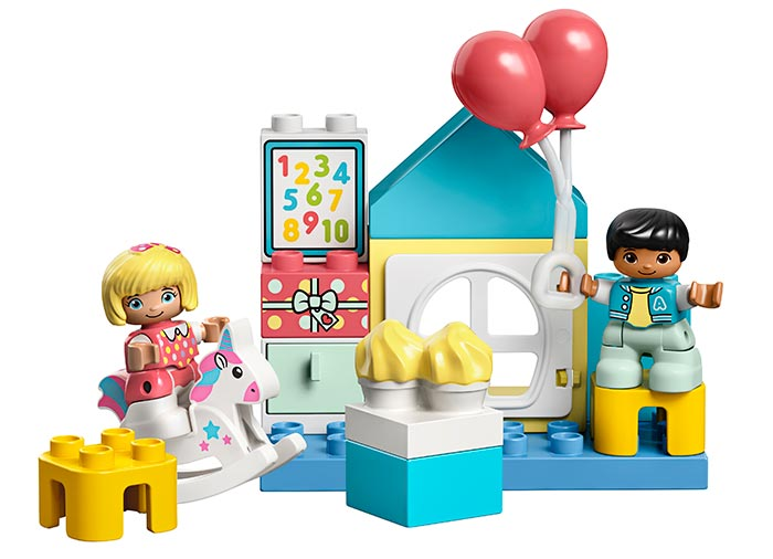 Camera de joaca lego duplo - 2