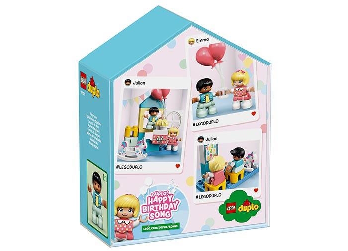 Camera de joaca lego duplo - 1
