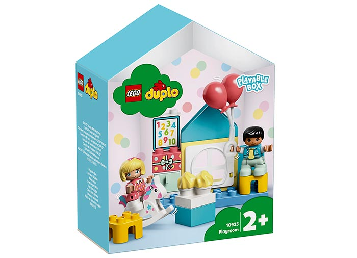 Camera de joaca lego duplo