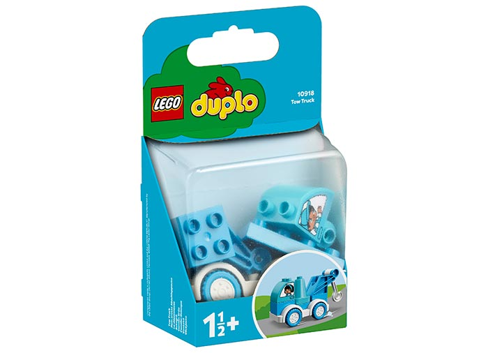 Camion cu remorca lego duplo