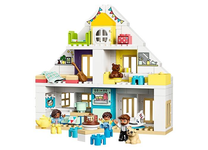 Casa jocurilor lego duplo - 1