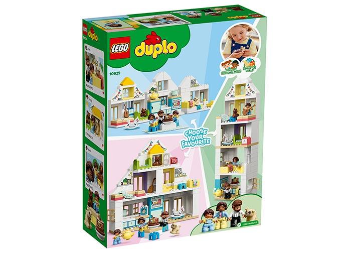 Casa jocurilor lego duplo - 2