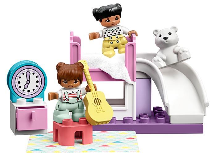 Dormitor lego duplo - 1