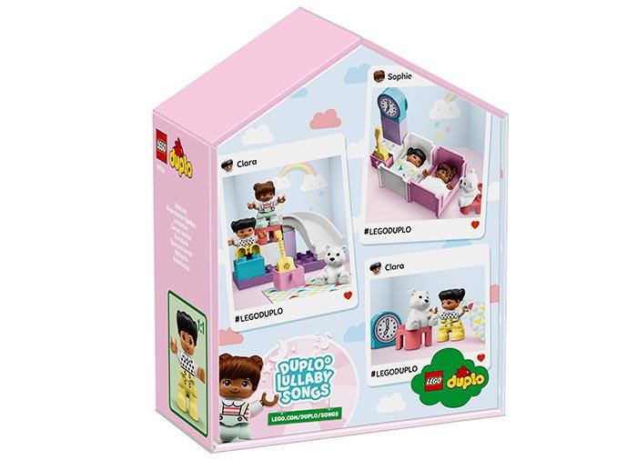 Dormitor lego duplo - 2
