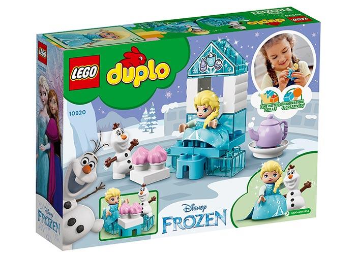 Elsa si olaf la petrecere lego duplo - 1