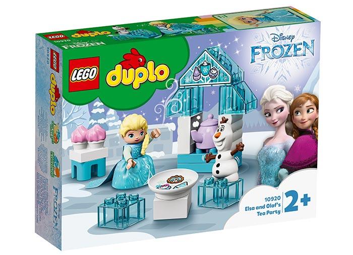 Elsa si olaf la petrecere lego duplo