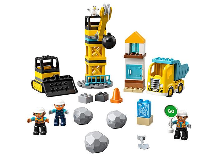 Bila de demolare lego duplo - 1
