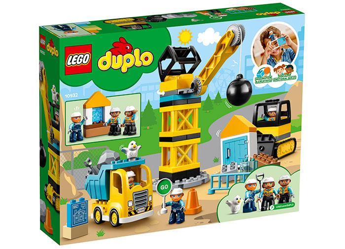 Bila de demolare lego duplo - 2