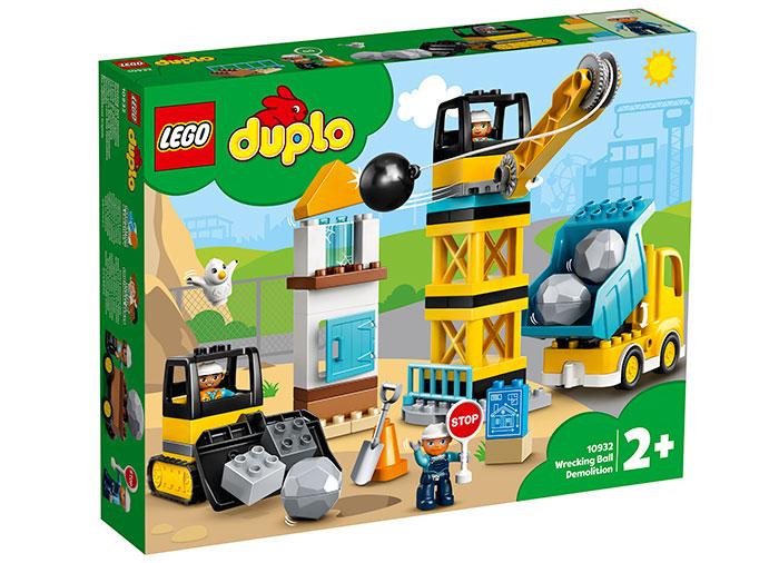 Bila de demolare lego duplo