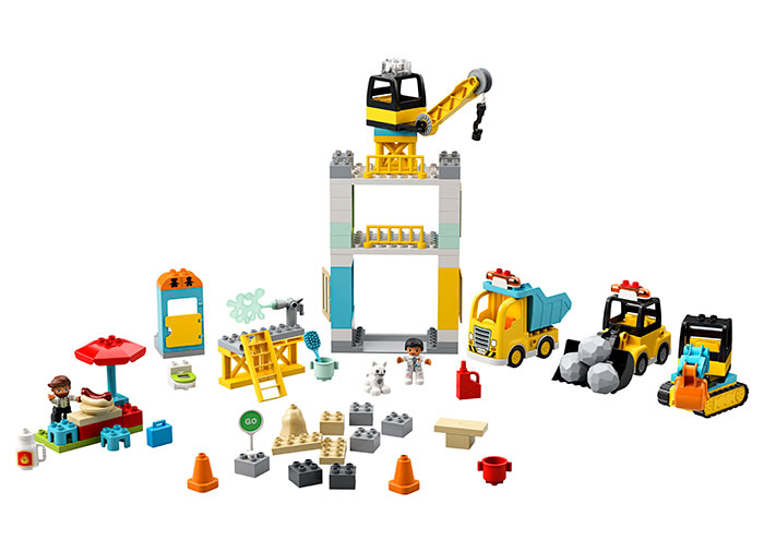 Macara si constructie lego duplo - 2