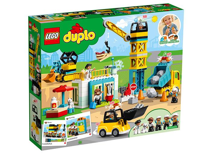 Macara si constructie lego duplo - 1