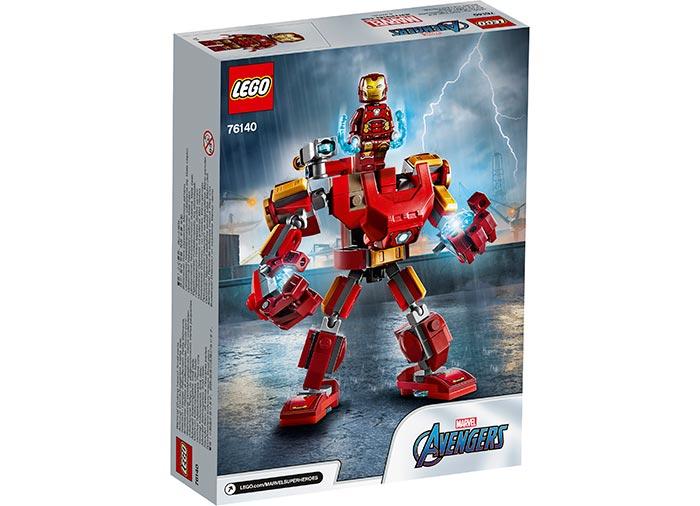 Robot iron man lego marvel super heroes - 2