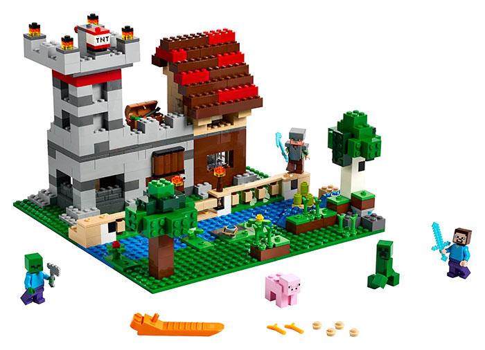 Cutie de crafting 3.0 lego minecraft - 2