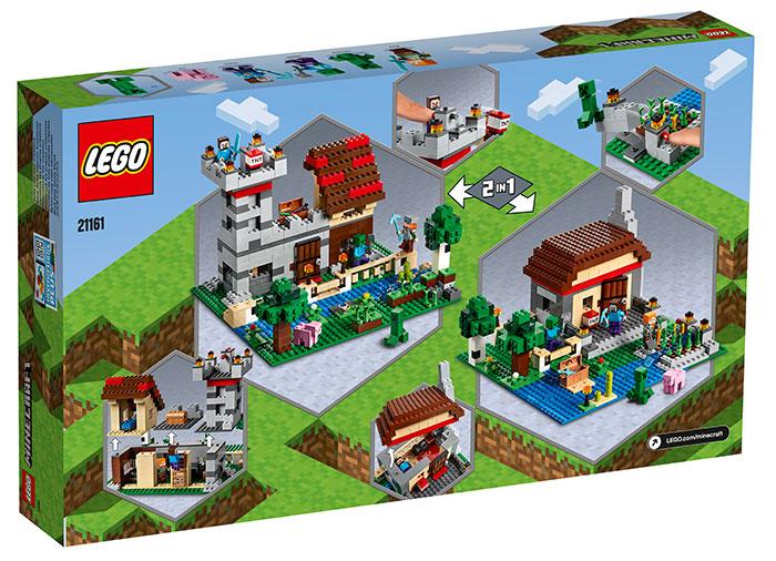 Cutie de crafting 3.0 lego minecraft - 1