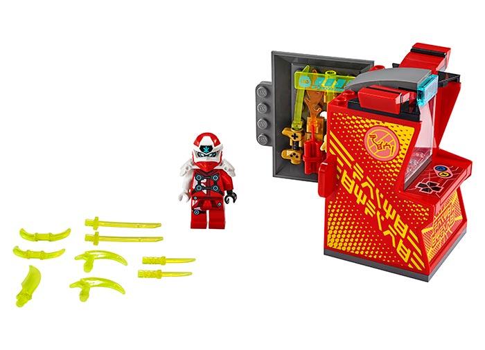 Avatar kai capsula joc electronic lego ninjago - 1