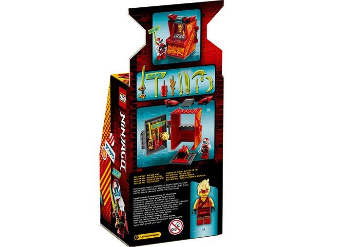 Avatar kai capsula joc electronic lego ninjago - 2