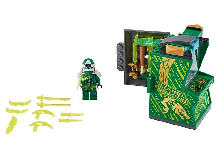 Avatar lloyd capsula joc electronic lego ninjago - 1