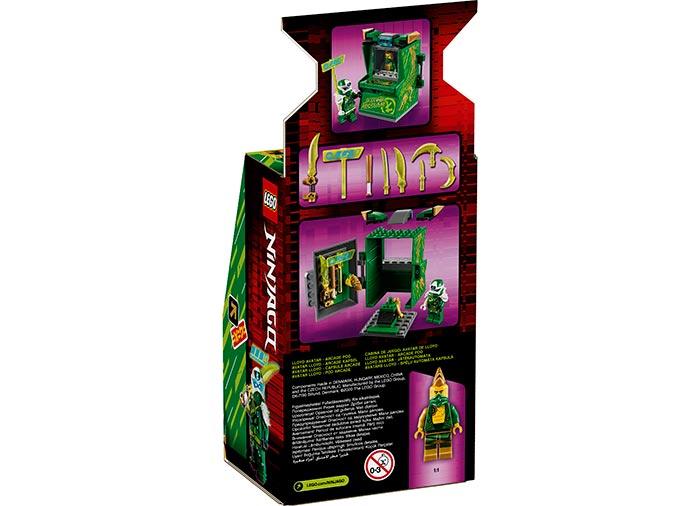 Avatar lloyd capsula joc electronic lego ninjago - 2