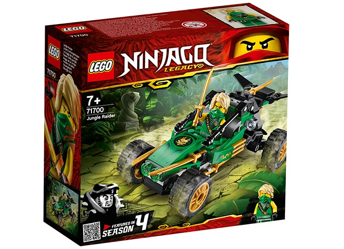 Jungle raider lego ninjago
