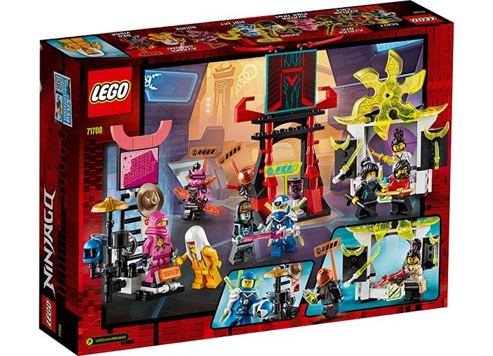 Piata jucatorilor lego ninjago - 1