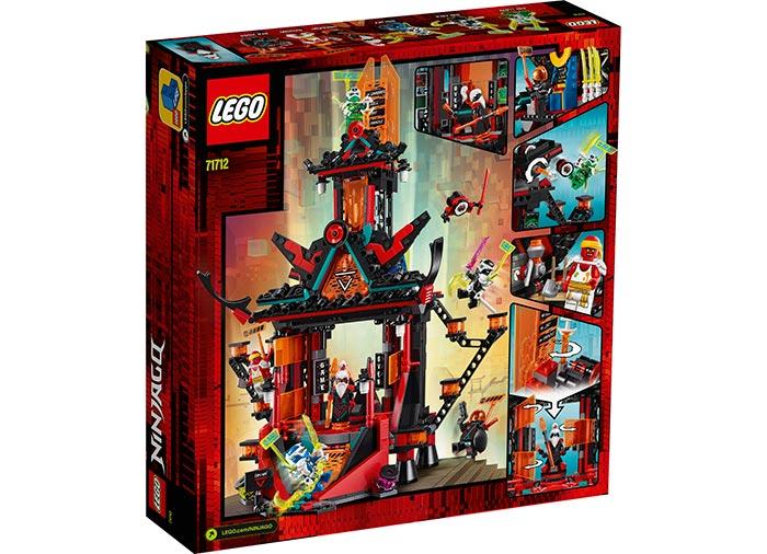 Templul imperial al nebuniei lego ninjago - 1