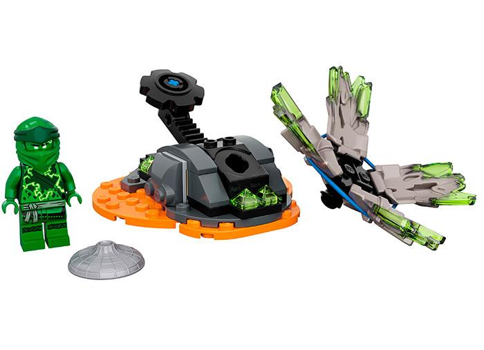 Spinjitzu burst lloyd lego ninjago - 2