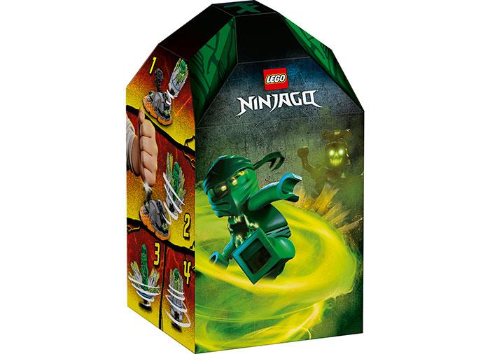 Spinjitzu burst lloyd lego ninjago - 1