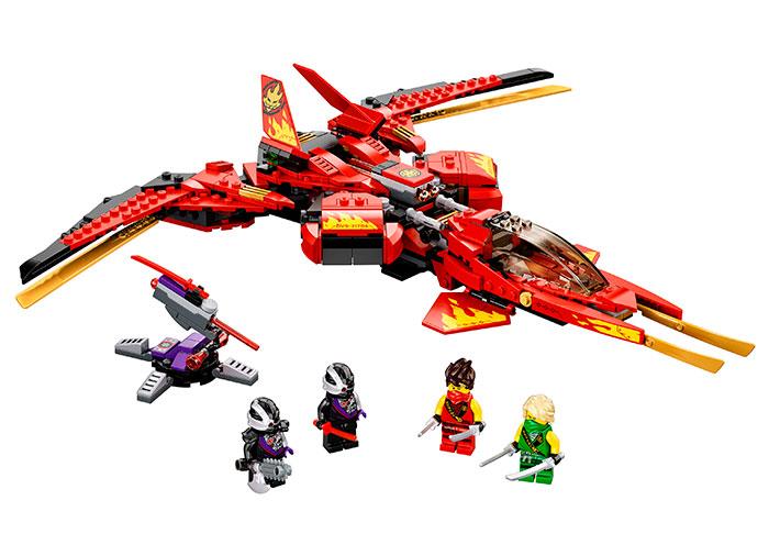Luptatorul kai lego ninjago - 1