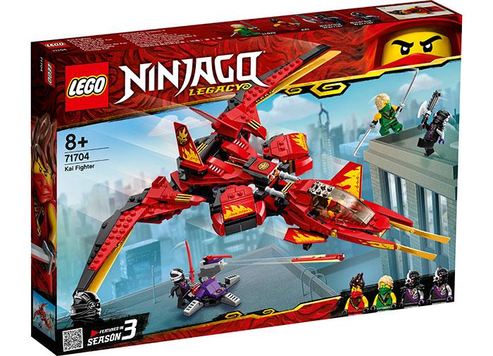 Luptatorul kai lego ninjago