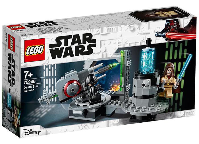 Death star cannon lego star wars