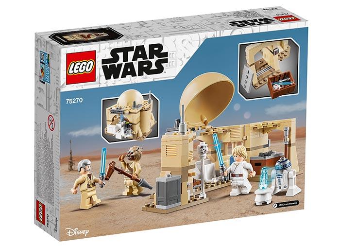 Coliba lui obi wan lego star wars - 1