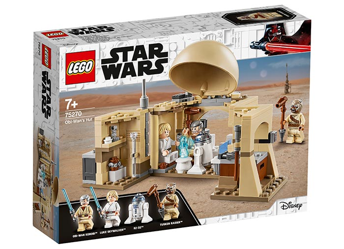 Coliba lui obi wan lego star wars