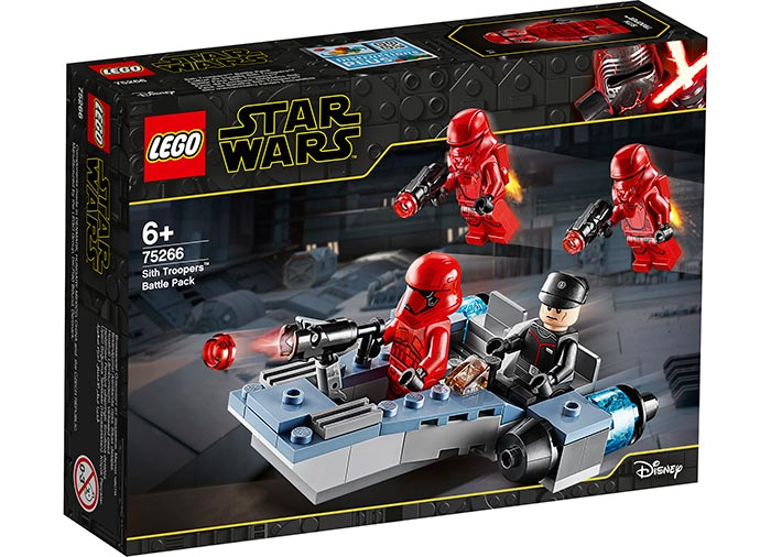 Pachet de lupta sith troopers lego star wars