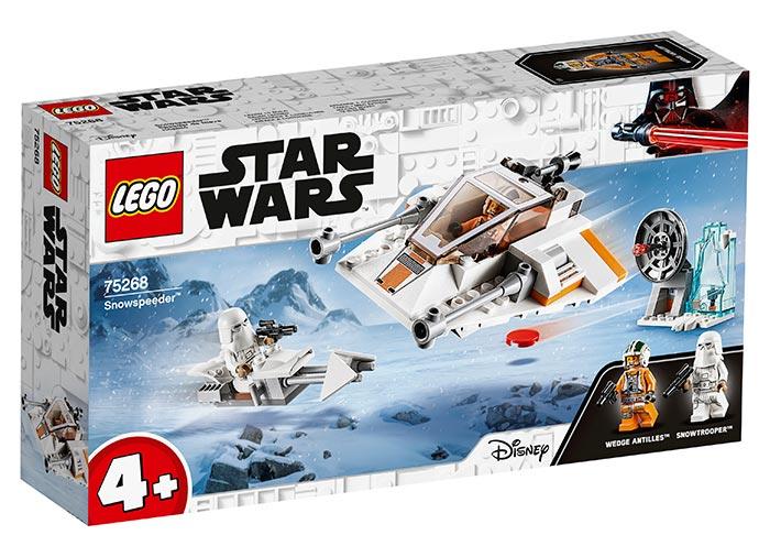 Snowspeeder lego star wars