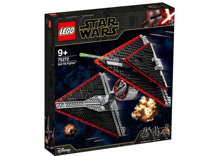 Tie fighter sith lego star wars