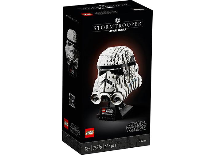 Casca de stormtrooper lego star wars