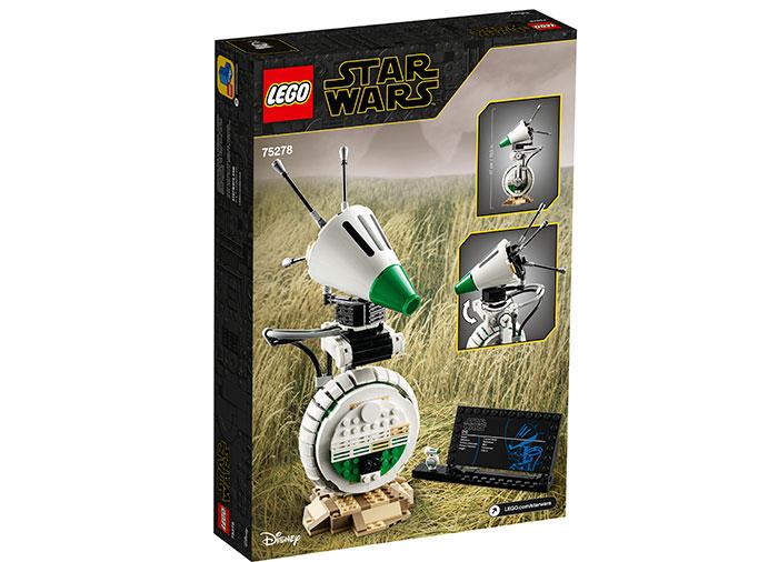 D-o lego star wars - 1