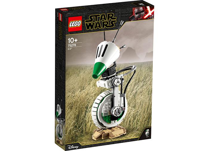 D-o lego star wars