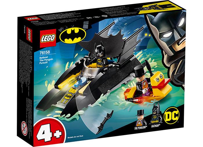 Urmarirea pinguinului lego dc super heroes