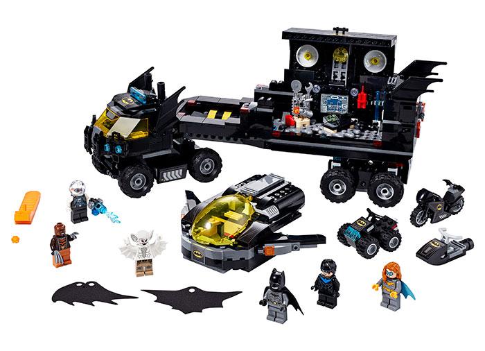 Baza mobila a lui batman lego dc super heroes - 2