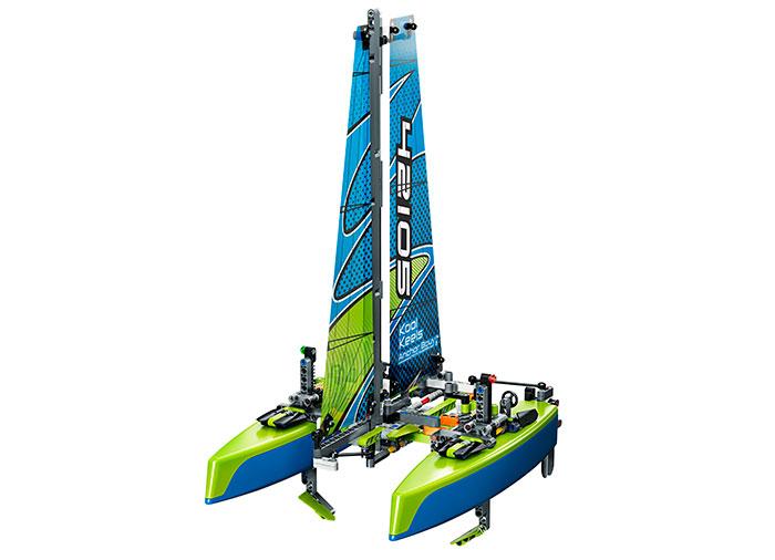Catamaran lego technic - 1