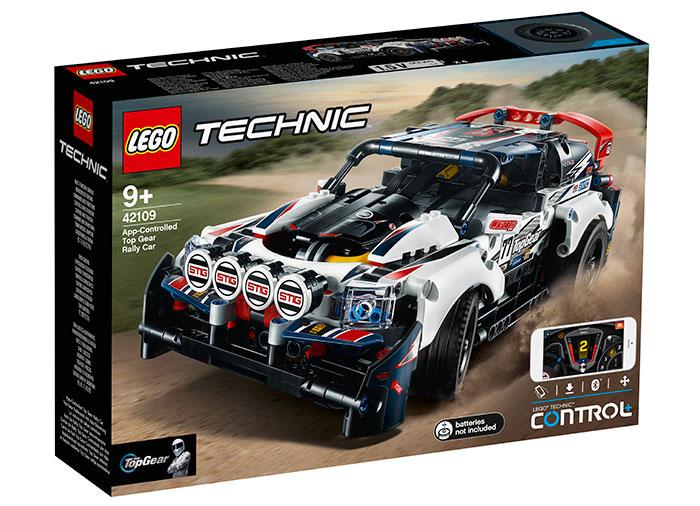 Masina de raliuri top gear teleghidata lego technic