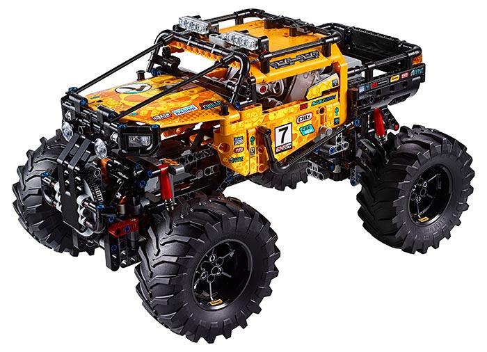 4x4 xtreme off roader lego technic - 1