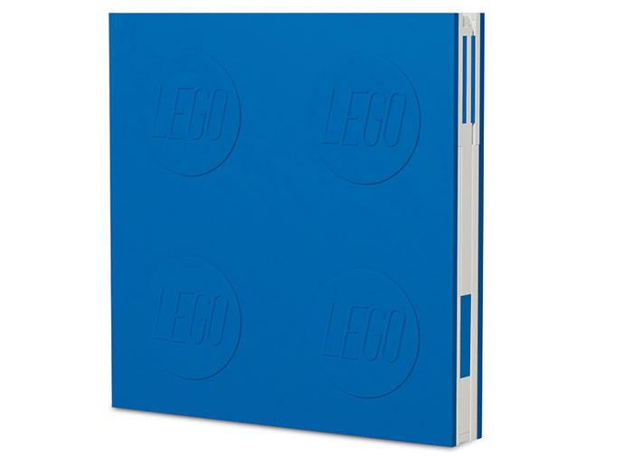Agenda cu pix lego albastru